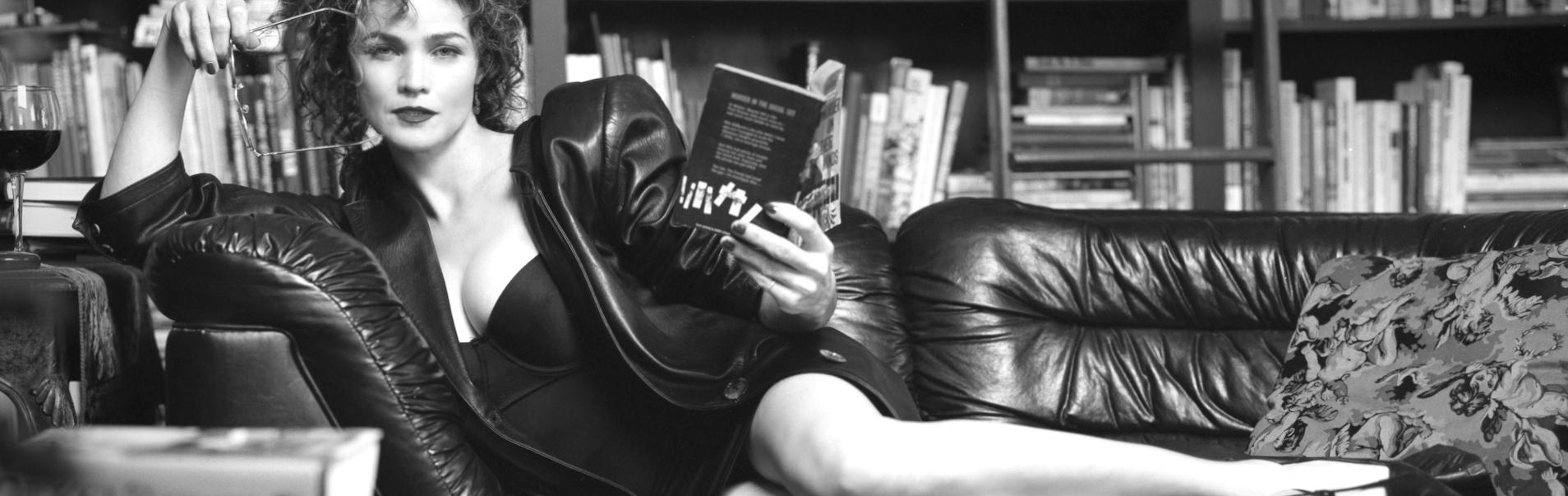 # 27 Rob Doda B&W Couch